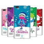 HEAD CASE DESIGNS CHRISTMAS TIDINGS SOFT GEL CASE FOR BLACKBERRY PHONES