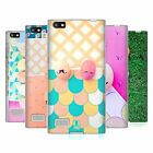 HEAD CASE DESIGNS EGGSTACHE SOFT GEL CASE FOR BLACKBERRY PHONES
