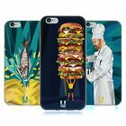 HEAD CASE PROFESSION INSPIRED - FOOD LEAGUES GEL CASE FOR APPLE iPHONE PHONES