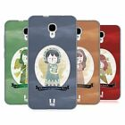 HEAD CASE DESIGNS CHRISTMAS ANGELS SOFT GEL CASE FOR ALCATEL PHONES