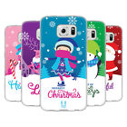 HEAD CASE DESIGNS CHRISTMAS TIDINGS SOFT GEL CASE FOR SAMSUNG PHONES 1