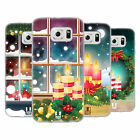 HEAD CASE DESIGNS HOLIDAY CANDLES SOFT GEL CASE FOR SAMSUNG PHONES 1