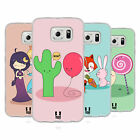 HEAD CASE DESIGNS IMPOSSIBLE LOVE SOFT GEL CASE FOR SAMSUNG PHONES 1