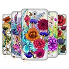 HEAD CASE DESIGNS WATERCOLOURED FLOWERS SOFT GEL CASE FOR SAMSUNG PHONES 2