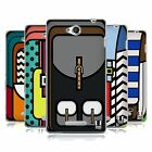 HEAD CASE DESIGNS KNAPSACK GRAPHIC POP SOFT GEL CASE FOR SONY PHONES 3