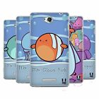 HEAD CASE DESIGNS SEA CREATURES SOFT GEL CASE FOR SONY PHONES 3
