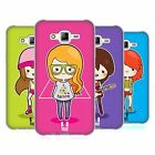 HEAD CASE DESIGNS COOL GIRLS SOFT GEL CASE FOR SAMSUNG PHONES 3