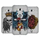 HEAD CASE DESIGNS TATTOO WINGS SOFT GEL CASE FOR SAMSUNG PHONES 3