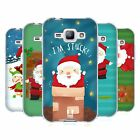 HEAD CASE DESIGNS SANTAS MISADVENTURES SOFT GEL CASE FOR SAMSUNG PHONES 4