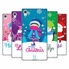 HEAD CASE DESIGNS CHRISTMAS TIDINGS SOFT GEL CASE FOR SONY PHONES 2