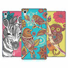 HEAD CASE DESIGNS FANCIFUL INTRICACIES SOFT GEL CASE FOR SONY PHONES 2