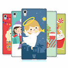 HEAD CASE DESIGNS JOLLY CHRISTMAS TOONS SOFT GEL CASE FOR SONY PHONES 2