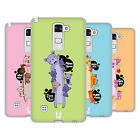 HEAD CASE DESIGNS LONG ANIMALS SOFT GEL CASE FOR LG PHONES 3