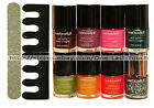 **WET N WILD Polish+File+Separator NAIL COLOR Shimmer+Confetti NEW! *YOU CHOOSE*
