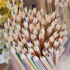 1/3/5/10x Rainbow Color 4 in 1 Colored Drawing Painting Pencils Pens Kids Gifts