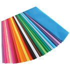"BULK Tissue Paper 15"" X 20""  50 or 100 Sheet Packs Gift Flower Pom 45+ Color"