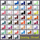 New 3000 Yards Hot  Polyester Mixed Colors All Purpose Sewing Threads Cones Set