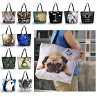 Women Shopping Travel Eco Shoulder Bag Pouch Tote Handbag Folding Reusable Bags