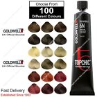 Goldwell Topchic Permanent Hair Colours Tints Dyes. We Stock All Colours. List 1