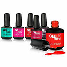 Gellux Gel Nail Polish Varnish Colours LED by Salon system. All Colours Stocked
