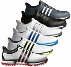 NEW 2016 ADIDAS GOLF TOUR360 Boost Leather Performance Golf Shoes -Wide Fitting