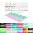 Внешний вид - Ultra Slim Silicone Keyboard cover for Magic Keyboard MLA22LL/A  US ENGLISH