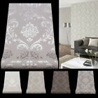 Wallpaper selection ornamental baroque style in different 5 colours