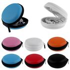 Portable Hard Case Storage Mini Bag Holder For SD TF Card Earphone Earbuds Pouch