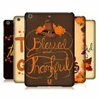 HEAD CASE DESIGNS THANKSGIVING TYPOGRAPHY BACK CASE FOR APPLE iPAD MINI 1 2 3