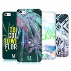 HEAD CASE DESIGNS TROPICAL TRENDS HARD BACK CASE FOR APPLE iPHONE 5C