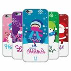 HEAD CASE DESIGNS CHRISTMAS TIDINGS SOFT GEL CASE FOR APPLE iPHONE 6 6S