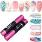 120 Colors 10ml Nail Art Soak Off Polish UV Gel Glitter LED Tips Decoration New