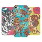 HEAD CASE DESIGNS FANCIFUL INTRICACIES SOFT GEL CASE FOR APPLE iPHONE 5 5S SE