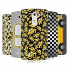 HEAD CASE DESIGNS YELLOW CAB SOFT GEL CASE FOR LG G3