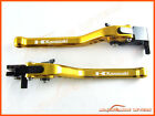 Kawasaki NINJA 650R ER-6F ER-6N 06- 2008 CNC Long Adjustable Brake Clutch Levers