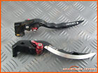 Ducati HYPERMOTARD 1110 S EVO SP CNC Long Blade Adjustable Brake Clutch Levers