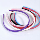 Mixed Plastic Hairbands Style Hair Accessory Teeth Candy Color Headbands