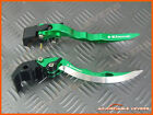 Kawasaki ZX10R 2016 CNC Long Blade Adjustable Brake Clutch Levers