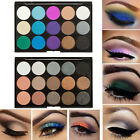Pro 15 Color Cosmetic Eye Shadow Pigments Makeup Eyeshadow Palette Matte Set US