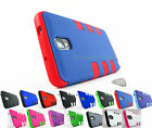 for Samsung Galaxy Note 3 III Armor TPU TUFF Hard/Soft Phone Case Cover +PryTool