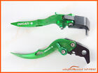 Ducati ST4 / S / ABS 2004 - 2006 Short Dagger CNC Adjustable Brake Clutch Levers