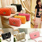 New Fashion Women Leather Crossbody Shoulder Bag Handbag Tote Chain Clutch Purse