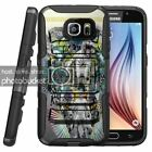 Samsung Galaxy S7 G930 | Full Body Rugged Armor Shell Belt Holster Clip Case