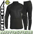 RICHA WIND ZERO BASE LAYER SUIT TOP PANTS MOTORCYCLE WINDERPROOF THERMAL CLIMATE