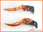 KTM 950 Supermoto 2007 - 2008 Short Dagger CNC Adjustable Brake Clutch Levers