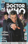 Doctor Who US Comic Titan - Four Doctors Issues 1 thru 5 10th 11th 12th Doctors