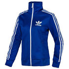 Adidas blue M30448 Women's Originals Europa Track Top Jacket S M L XL