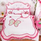 100%Cotton Mystic Matching Pieces Duvet/Doona Cushion Cover Set  Curtains New