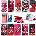 Hot Sale Magnetic Flip Leather Stand Pouch Soft Case Cover For iPhone 6 6s
