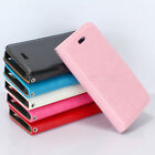 New Magnetic Flip Leather Wallet Handbag For apple iPhone 5G 5S Stand Case Cover
